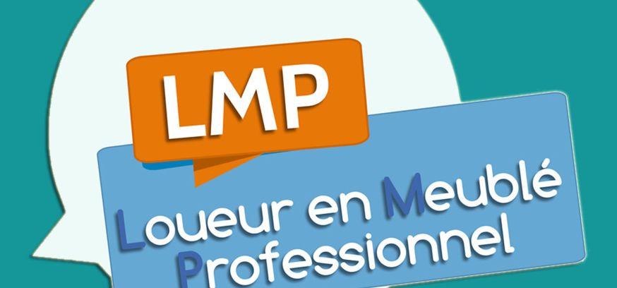 Loueur en Meublé Professionnel.